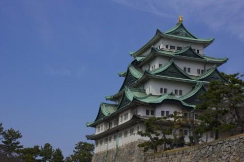 0323の名古屋城