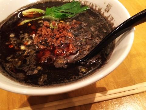 0124の坦々麺