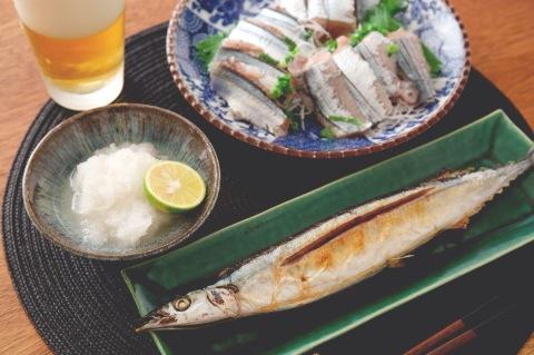 0923の秋刀魚