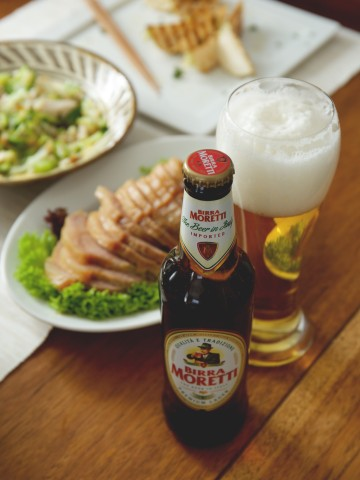 0328のイタリアビール