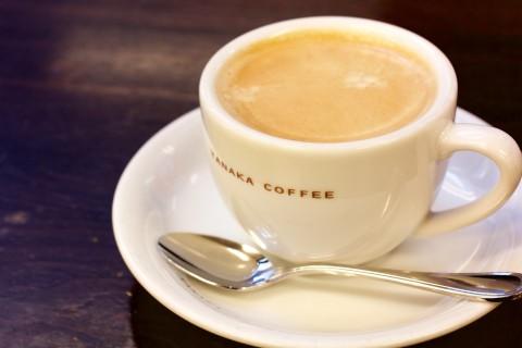 1021のコーヒー