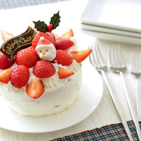 1224のクリスマスケーキ