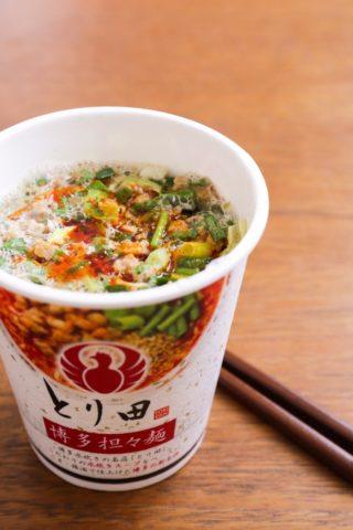 0522のカップ麺