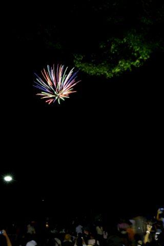 0719の花火