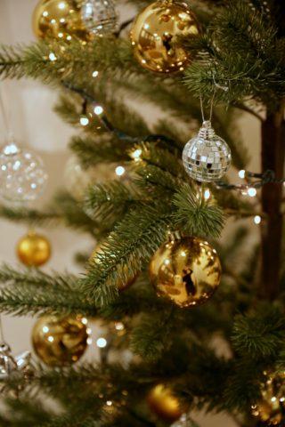 1112のクリスマスツリー