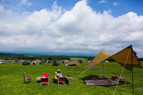 0609のキャンプ