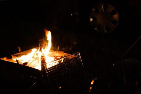 0923の焚き火