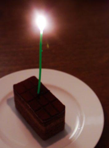 1212のケーキ