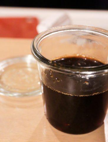 1221の黒糖シロップ