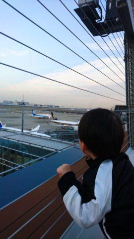 1201の羽田空港