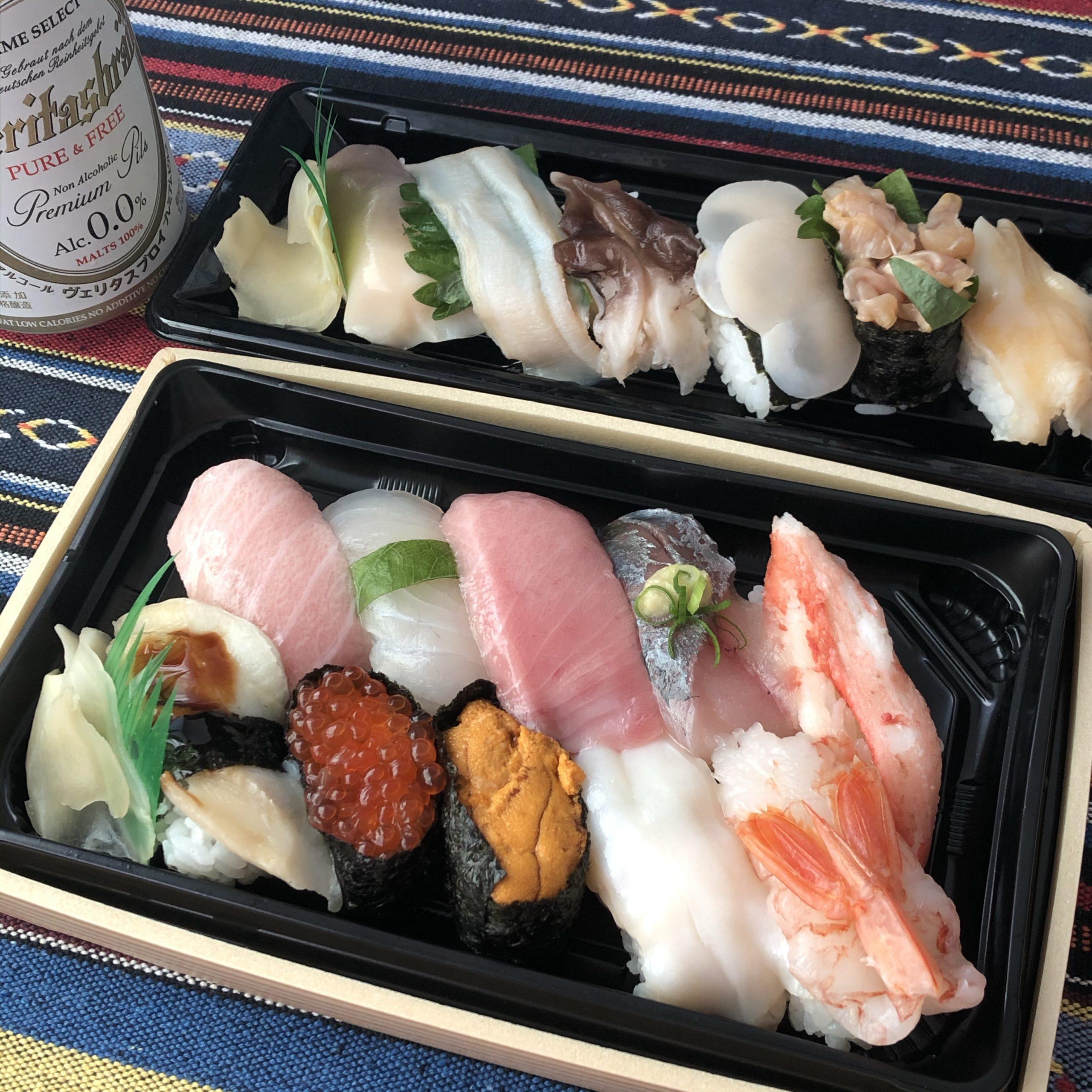 0525のお寿司